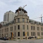 Historic protections sought for Masonic center in downtown Milwaukee