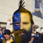 Blues take 2-1 series lead with Game 3 win (Photos)