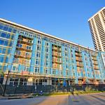Luxury apartments rise in Museum District