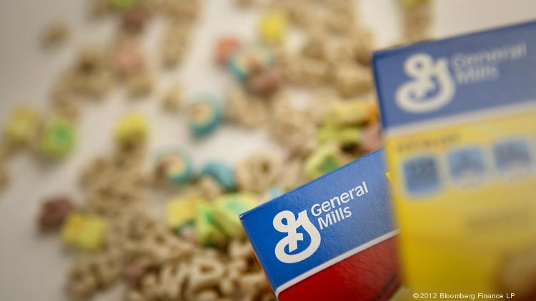 General Mills Inc., maker of Cheerios cereal and Yoplait yogurt, will release its third-quarter earnings this month. Photographer: Scott Eells/Bloomberg