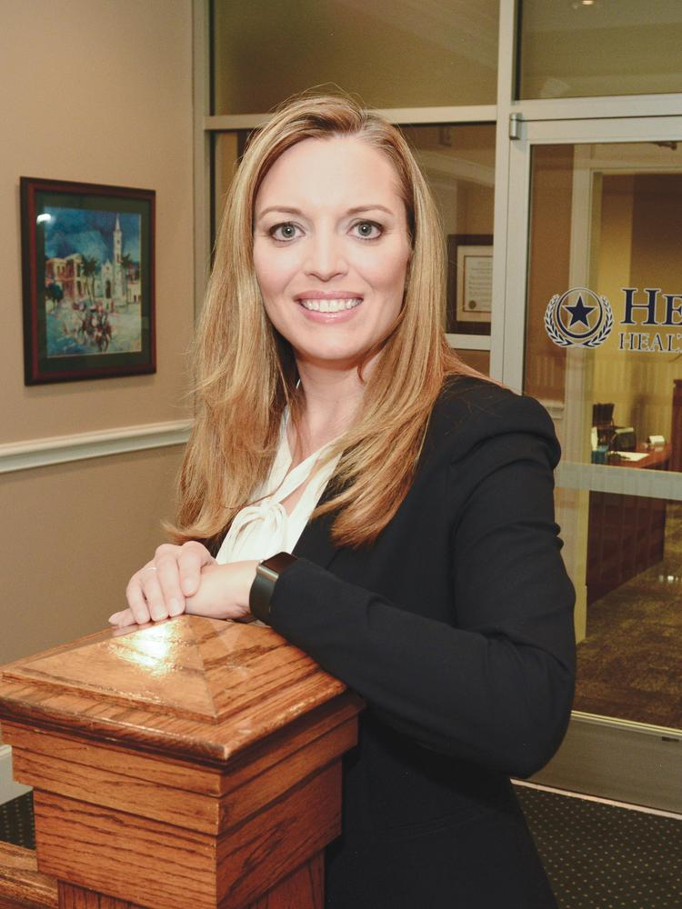 Tonya Clark was recently promoted from her role as chief financial officer at Heritage Health Solutions. As CEO, Clark takes the reins of a company enjoying rapid growth. She started with Heritage as an accountant in 2007.