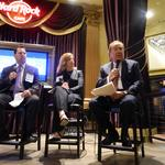 Local execs talk about banking at Business Journal panel discussion