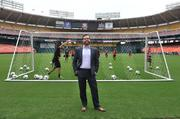 We profile Michael Williamson, chief operating/financial officer for D.C. United, this week. He's the money man who is helping lock down a new stadium at Buzzard Point.