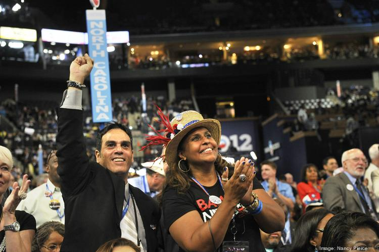 The Democratic National Convention put Charlotte in the spotlight in September 2012.