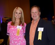 Lisa Oakes and Tim Keating of R.C. Stevens