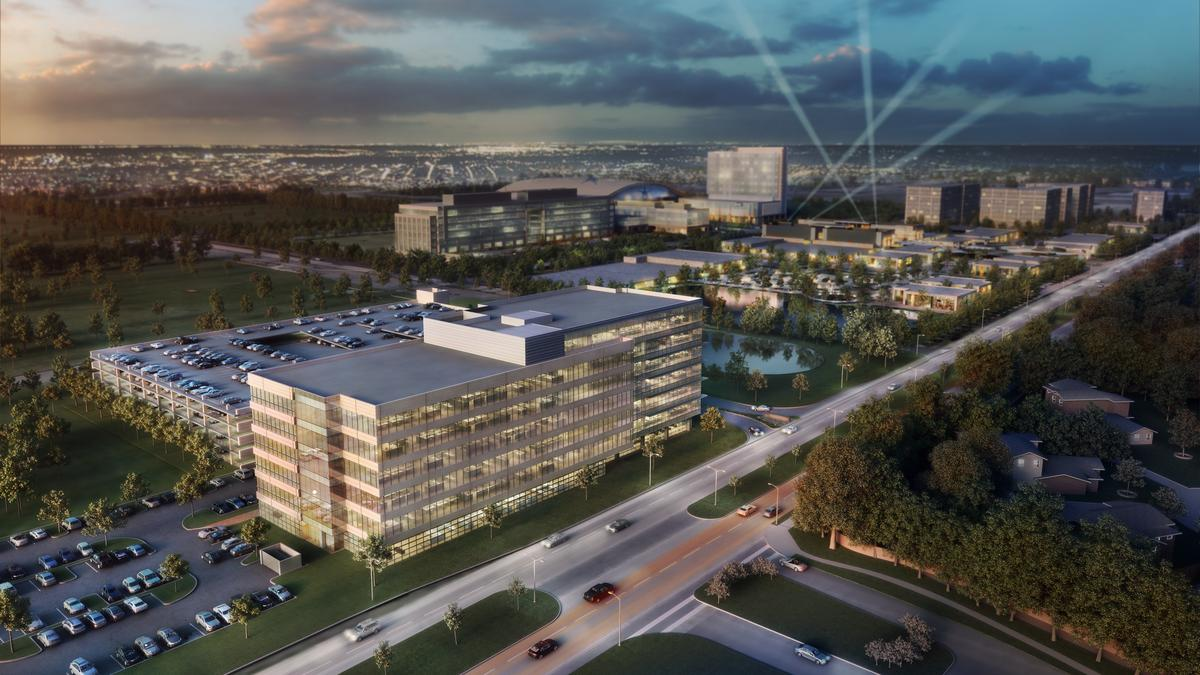 1b Frisco Station Development Gets Financing From Tyler