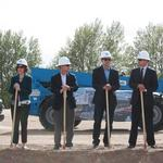 Lovelace breaks ground on new North I-25 clinic