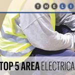 Top of the List: Electrical Contractors