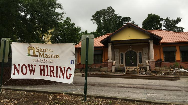 Former Crabtree Tavern Restaurant In Raleigh Cooking Up New