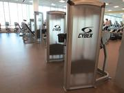 The Sun Devil Fitness Complex includes a variety of different types of strength equipment.