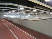 The Sun Devil Fitness Complex includes the first indoor track at an ASU fitness facility.
