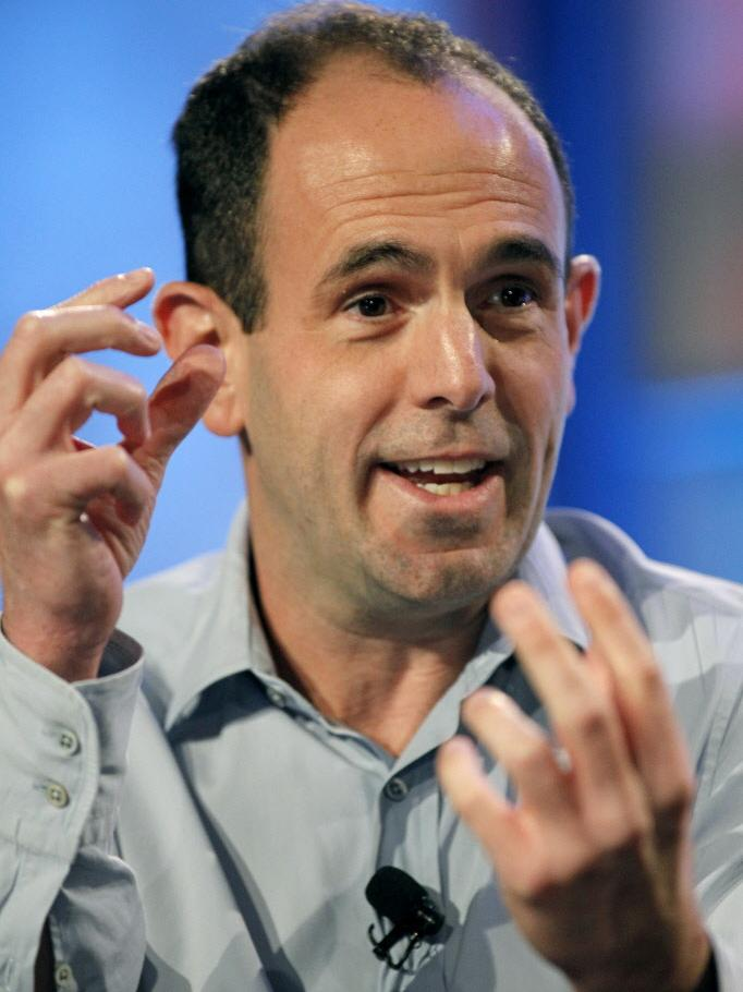 Keith Rabois, Khosla Ventures partner and former Square COO, talked about  how PayPal started out a goal very similar to bitcoin during a fireside chat with Cromwell Schubarth at the Silicon Valley Open Doors conference on Thursday.
