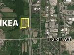Want land near Ikea? Opportunity comes next month with auction