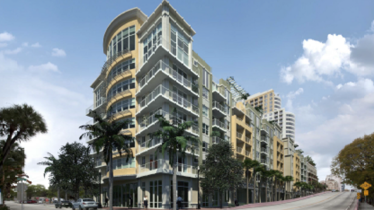 The Related Group and Rabina Properties plans to build the 190-unit New River Yacht Club III in Fort Lauderdale.