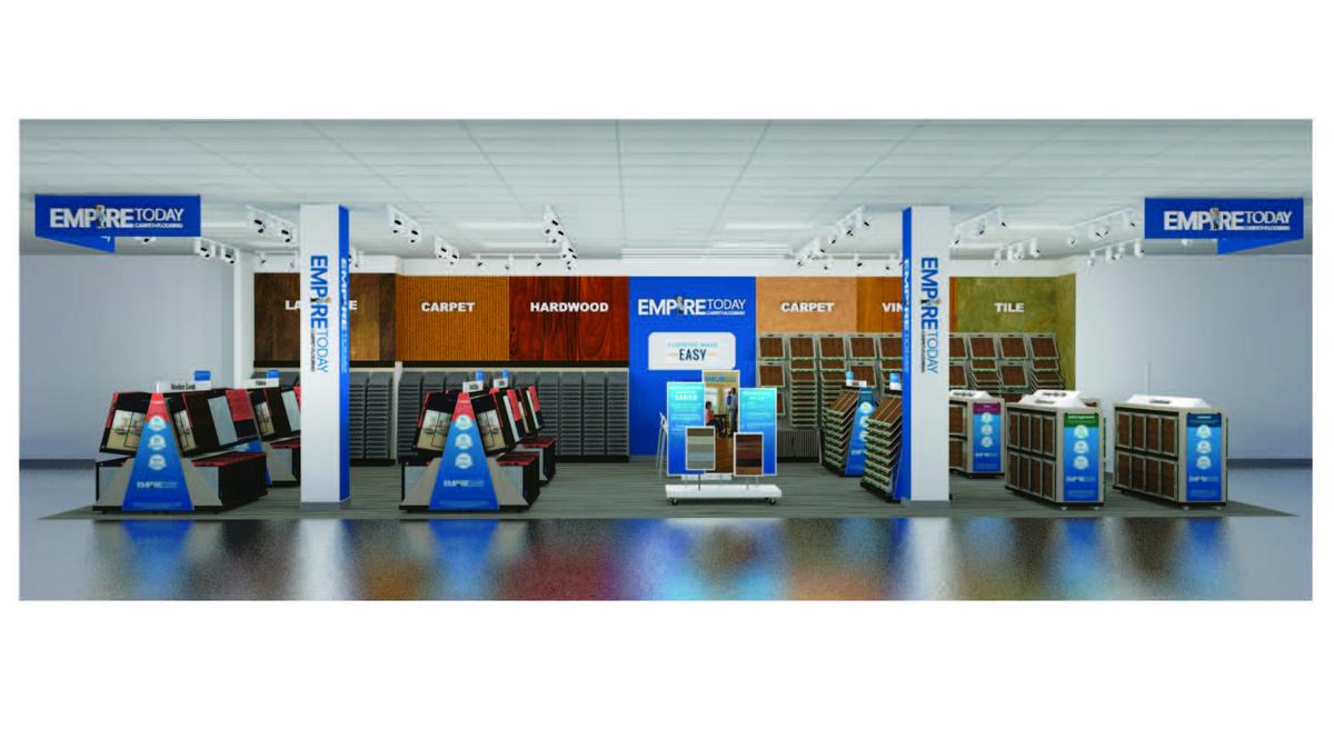 J C Penney Revamping Home Department With More Appliances Flooring