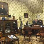 Cool Offices: The leader of Virginia's oldest bank unlocks the vault to its past (Video)