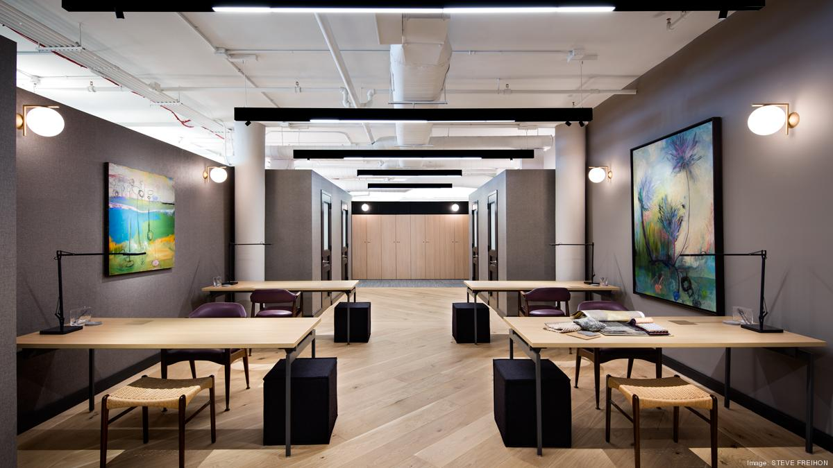 fuigo adds an interior design spin to n y c co working new york