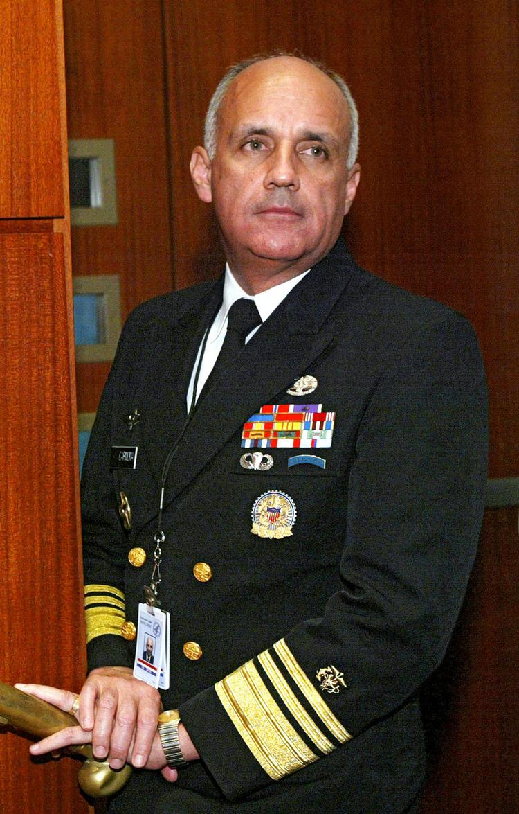Dr. Richard Carmona, a former U.S. Surgeon General under George W. Bush, is the fourth and final candidate to be featured in a series of public forums showcasing finalists for the job of new medical school dean and vice chancellor of health and human services at UC Davis.