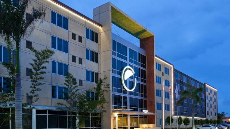The Future Element San Antonio Airport Hotel Will Follow In Similar Footsteps To Those Market