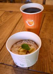 Kitchen Oats feature locally grown, stone cut oats with spiced fruit and real maple syrup. All fresh, all local.