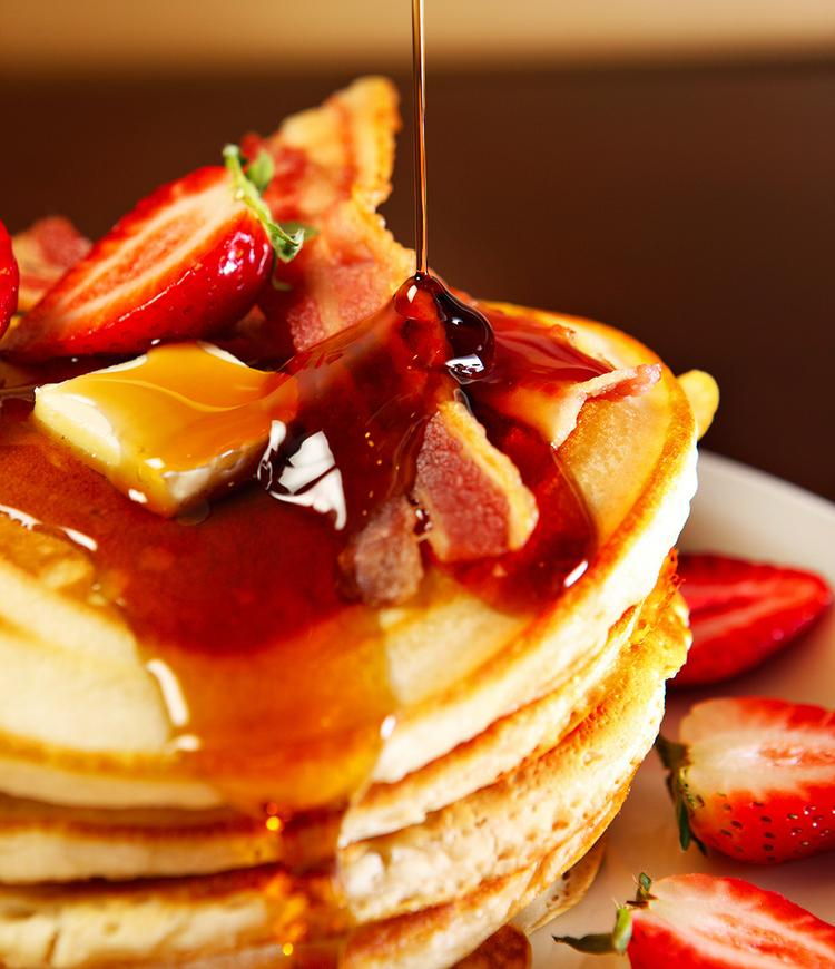 Slappy Cakes, the cook-it-yourself pancake house, was awarded as Best Family Friendly Restaurant.