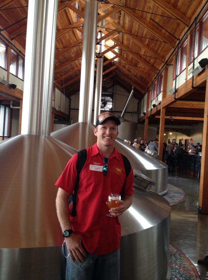 Fred Thibodeaux of Cigar City Brewing is moving to Jacksonville to join Wicked Barley.