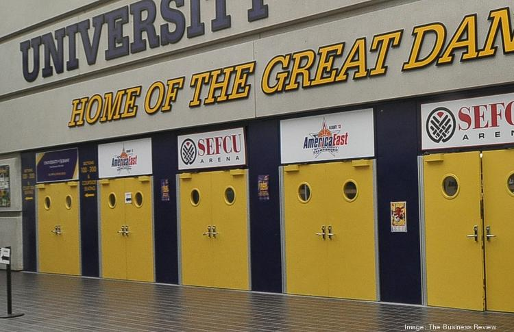 UAlbany's SECFU Arena will be the site of the Technology Career Expo on Sept. 12.