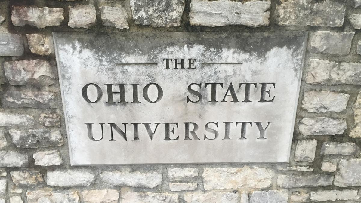 Ohio State ACT scores with writing?
