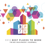 Revealing the Triad's Best Places to Work among midsize employers
