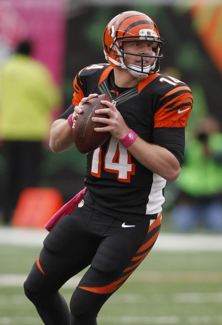 The Cincinnati Bengals defeated the Pittsburgh Steelers on Monday night.