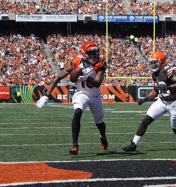 The Bengals generated a 44.0 rating for WKRC-TV (Channel 12). That means on average 44 percent of all TV households in Greater Cincinnati tuned into the game.