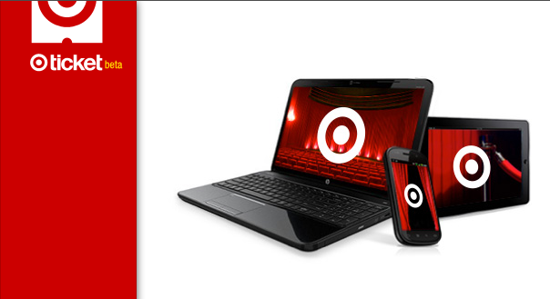 Target released its online streaming service, Target Ticket, to consumers.