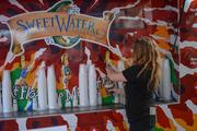 Atlanta's own SweetWater Brewing provided the beer.