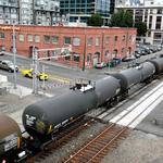 Drop in crude oil tankers prompts concerns about other transit options