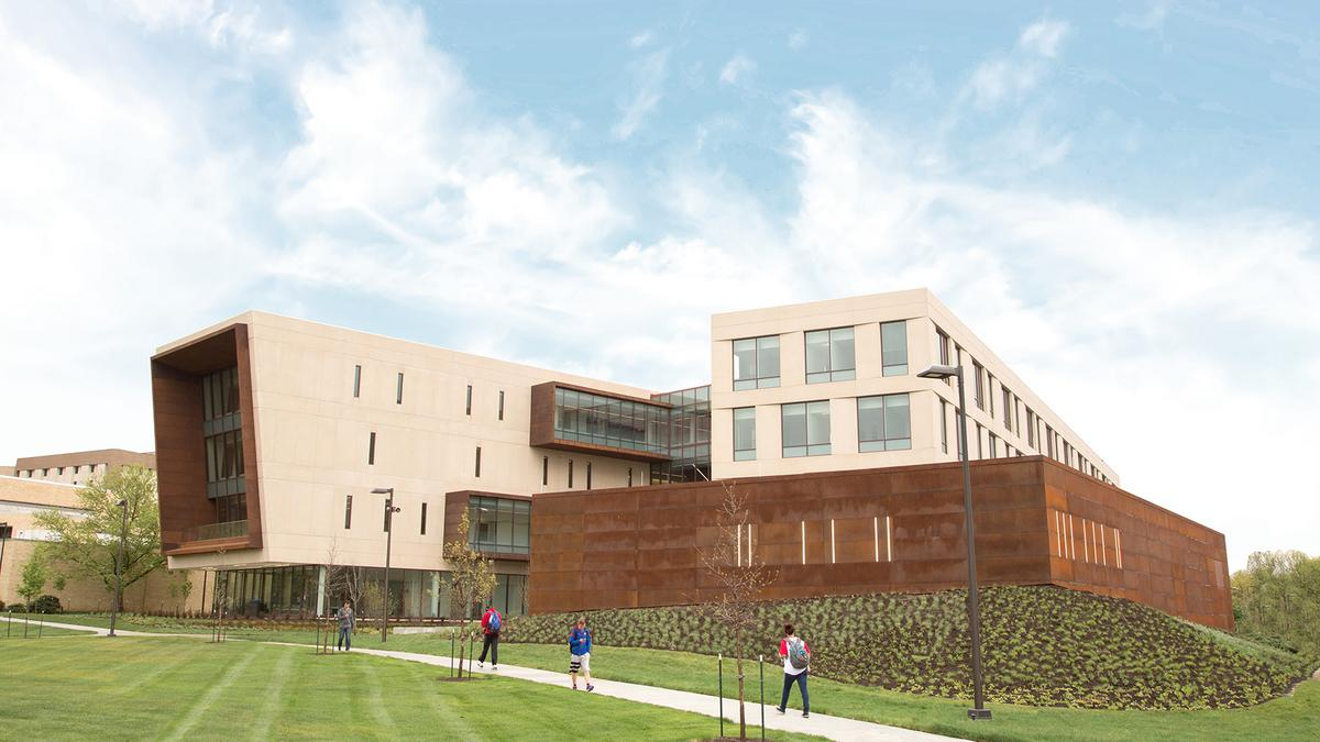 Tour the KU Business School\'s new home: Capitol Federal Hall ...
