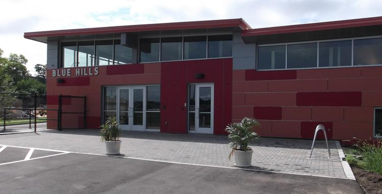 The Blue Hills Business Center and Contractor Incubator will showcase its offerings at an open house Thursday from 4:30 to 7:30 p.m. Mayor Sly James and U.S. Rep. Emanuel Cleaver are set to attend and boast the project as a milestone in the Greater Kansas City Chamber of Commerce's Urban Neighborhood Initiative.