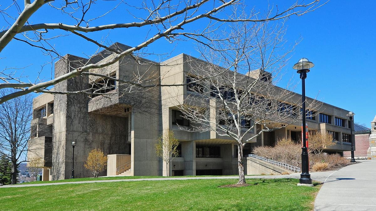 The Richard Gilman Folsom Library In Troy, NY Is This Weeku0027s Architecture  ID   Albany Business Review