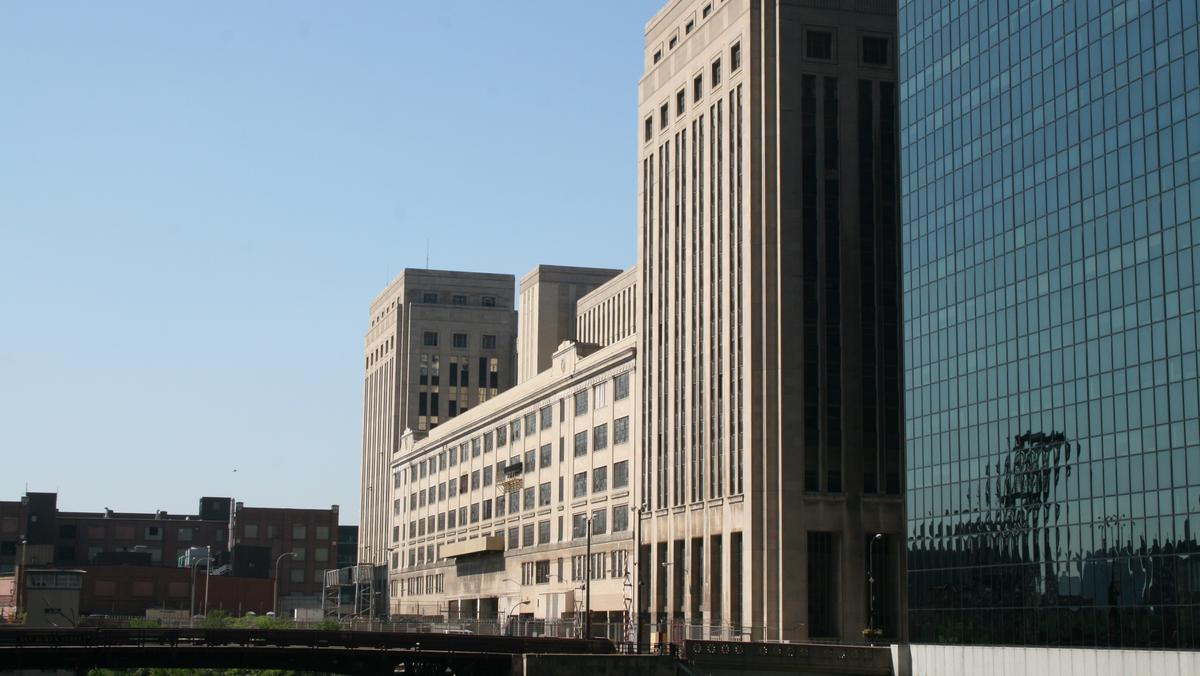 601W Cos. buys Chicago's old main post office, unveils $500M plans - Chicago Business Journal