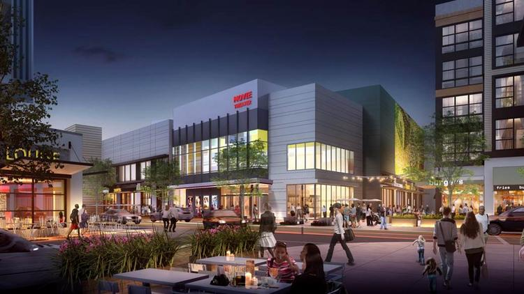 Retail development firm Edens has received approval to build a 10.2-acre mixed-use expansion adjacent to Dorchester's South Bay Center, a $200 million lifestyle center project that will include flagship Wahlburgers location. The project was designed by Stantec.