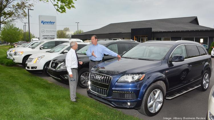 Keeler dealer of honda and luxury brands expanding used for Keeler motor car company