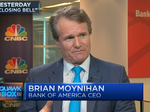 3 Takeaways from BofA CEO Brian Moynihan's CNBC interview