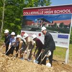 New Collierville high school raises stakes for town