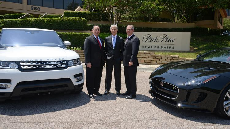 Park Place Will Build A New Dealership In Grapevine To House Jaguar Land  Rover. From
