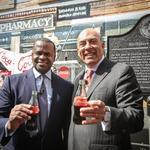 Coca-Cola toasts 130th anniversary, gives $1.8M to Centennial Olympic Park District