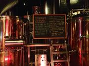 The brewery -- five dedicated taps serve Abigaile's finest