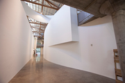 Willamette University will eventually display from its art collection on the walls of its new Pearl District space.