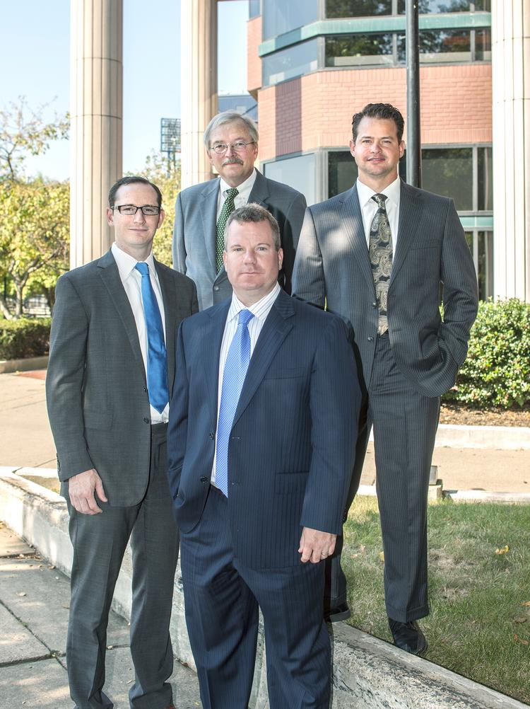 F.N.B Capital Partners — Stephen Gurgovits Jr., Tyson Smith, Joe Bute and Matt Harnett