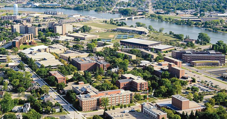 An annual $501 million impact and 9,000 directly and indirectly created jobs show the economic impact of the state's third-largest university.