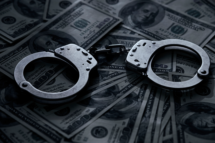 A woman was sentenced Thursday to 27 months in prison for embezzling more than $1 million from a Cincinnati company.