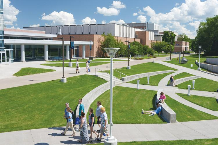Regarded as Wisconsin's polytechnic university, UW-Stout has a 97 percent job placement rate of recent graduates.